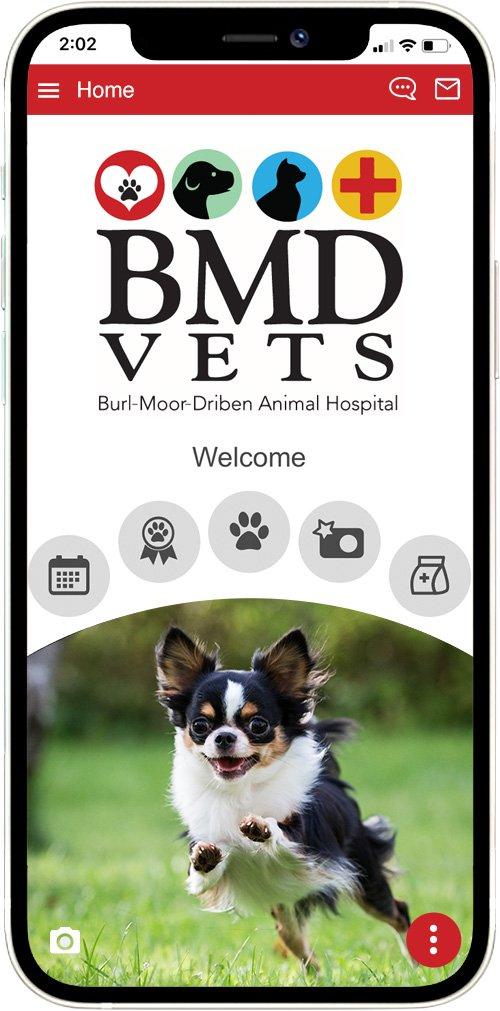 Burl-Moor-Driben Animal Hospital